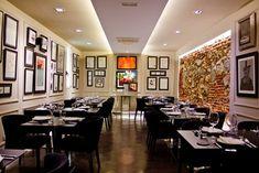 Antes y Después   Proyecto Restaurante La Tasquita de Enfrente, Madrid, 2014 - Esteban Conejero López