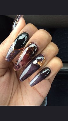 Are you looking for short and long acrylic stiletto matte nail design for winter and spring? See our collection full of short and long acrylic stiletto matte nail design for winter and spring and get inspired!