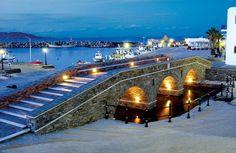 Naoussa Paros Cyclades Greece