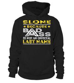 SLONE - Badass #Slone