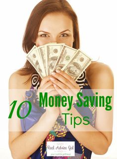 10 money saving tips will help all of you who are just starting to live frugally.
