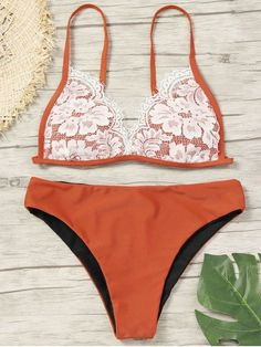 Up to 80% OFF! Lace Overlay Padded Bikini Set. #Zaful #swimwear Zaful, zaful bikinis, zaful dress, zaful swimwear, style, outfits,sweater, hoodies, women fashion, summer outfits, swimwear, bikinis, micro bikini, high waisted bikini, halter bikini, crochet bikini, one piece swimwear, tankini, bikini set, cover ups, bathing suit, swimsuits, summer fashion, summer outfits, Christmas, ugly Christmas, Thanksgiving, Gift, New Year Eve, New Year 2017. @zaful Extra 10% OFF Code:ZF2017