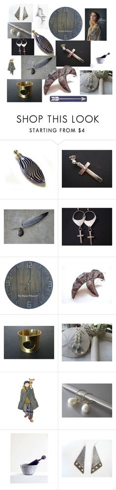 Spring Essentials by anna-recycle on Polyvore featuring Home Decorators Collection, modern, rustic and vintage