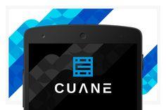 Cuane EPS vector logo design by FineOrigins on @creativemarket