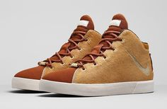 Authentic Discount Nike LeBron XII NSW Lifestyle Quickstrike Lions Mane Shoes factory outlet