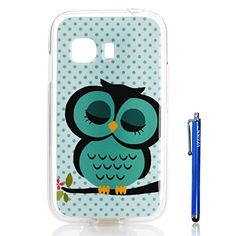 Young 2 Case,G130 Cover,Vfunn Premium TPU Gel Scratch Resistant Sexy Style Case Cover for Samsung Galaxy Young 2/ Duos/G130 with 1 Screen Protector 1 Blue Stylus Pen (Galaxy Young 2,G130 TPU Case) (Sleep Owl) Vfunn http://www.amazon.com/dp/B00XMK2WP6/ref=cm_sw_r_pi_dp_DdRMvb1FT7FW9