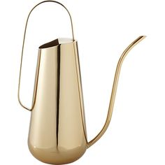 brass watering can from @cb2pins