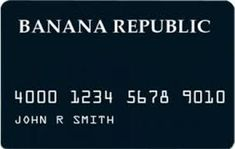708 Best Banana Republic Credit Card Images In 2019 Home Decor