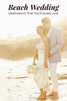 Engaged couples looking for a low-key, relaxing and completely memorable wedding weekend will fall in love with these destination wedding beaches. Wedding Weekend, Wedding Dj, Plan Your Wedding, Wedding Venues, Destination Wedding, Wedding Planning, Dream Wedding, Wedding Shot, Wedding Stuff