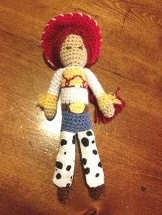 Toy story on Pinterest Amigurumi, Buzz Lightyear and Toy Story 3