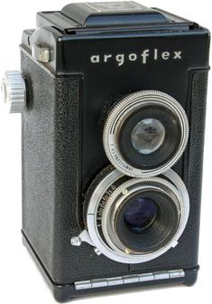 Vintage Argus Argoflex