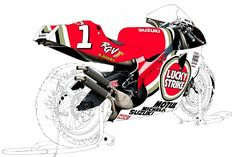 Ducati Motogp, Motorcycle Posters, Racing Motorcycles, Bike Art, Racing Team, Small Cars, Bike Design, Vintage Racing, Motocross