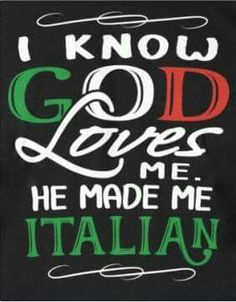 The post appeared first on Italiano Memes. Italian Side, Italian Girls, Italian Phrases, Italian Sayings, Funny Italian Quotes, Italian Memes, Italian Language, God Loves Me, Knowing God