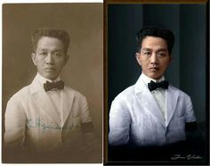 Emilio Aguinaldo first President of the Republic of the Philippines