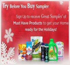 P Try Before You Buy Sampler is LIVE!! - Canadian Savers