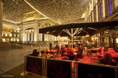 Dining out in style in Royal Exchange Square #inGlasgow http://www.seeglasgow.com/guide-book/tourist-info/eating-out/