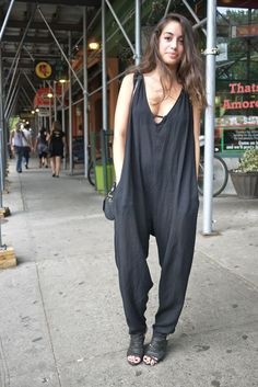 Electric Feathers Origami Jumpsuit