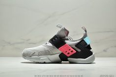 4f593567c059 Nike Air Huarache Drift PRM Light grey black pink Mens Womens Winter Running  Shoes Winter Running