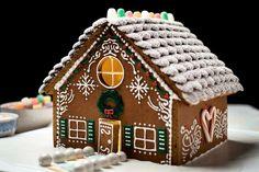 Bird House Kits Make Great Bird Houses Ikea Gingerbread House, Gingerbread House Patterns, How To Make Gingerbread, Gingerbread Village, Gingerbread Man, Christmas Baking, Christmas Crafts, Ikea Christmas, Christmas Houses
