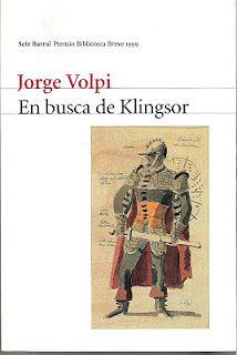 Una excelente novela de Jorge Volpi.