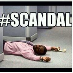 Scandal had me like