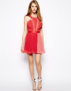 Three Floor Pretty Woman Dress