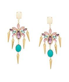 Speak Easy Spectacle Earrings. Love these...