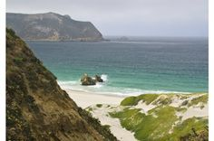 10 National Parks with the Best Beaches  Channel Islands National Park—California       The five islands off the coast of California that make up Channel Islands National Park are just an hour-long boat ride away, but those who visit say it feels like a different world. The rugged coastlines and undeveloped beaches typically draw those looking to explore the park, but those looking to relax can find beaches that are mostly untouched. Explore sea caves, discover tide pools, hike the bluffs…