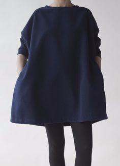Sunja Link Fleece Oversized Pullover