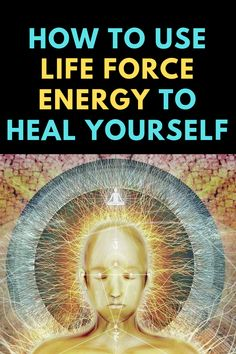 Life force energy treats the whole person including body, emotions, mind and spirit creating many beneficial effects that include relaxation and feelings of peace, security and well-being. Many have reported miraculous results. Energy Healing Spirituality, Reiki Energy, Healing Meditation, Age Of Mythology, Self Healing, Chakra Healing, Psychic Development, Personal Development, Believe