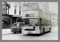 Image result for Eastbourne Buses 1960s Bus Coach, Buses, Coaching, British, City, Classic, 1960s, Image, Training