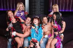 Looks like a fun  Bachelorette Party!