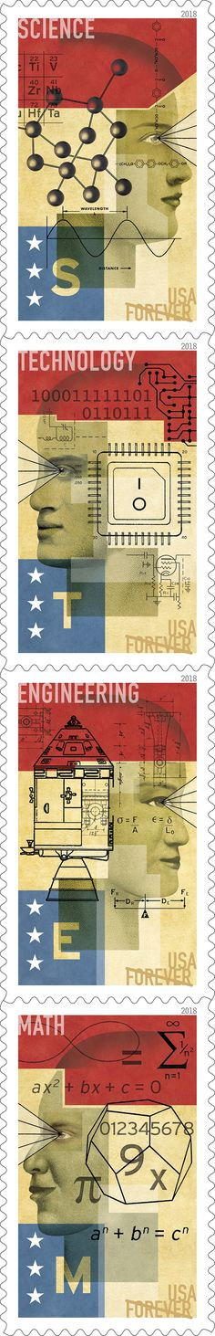 13 Best 2018 Forever Stamps images | Postage stamps, Stamps