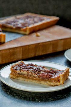 Karameltaart met pecannoten | Huis, tuin en keukenvertier | Bloglovin'