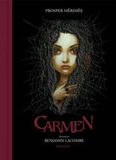 MAIG-2018. Prosper Mérimée. Carmen. J 840 N MER.