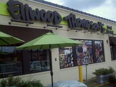 Ellwood Thompson's Grocery Store in Richmond, VA.  I am obsessed with this place!!