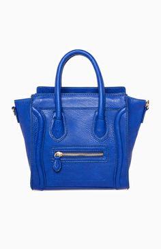 Mini Structured Handbag | $50 | beeeeeautiful celine luggage dupe oh baby