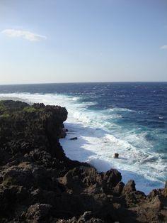 Hedo Point Okinawa, Japan... one of the most beautiful places I've ever been!