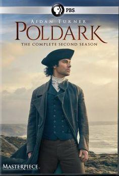 Masterpiece: Poldark - The Complete Second Season: DVD Aidan Turner Poldark, Ross Poldark, Poldark Cast, Demelza Poldark, Poldark Series, Poldark Season 2, Aiden Turner, New Tv Series, Second Season