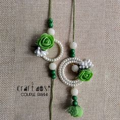 [New] The Best Craft Ideas Today (with Pictures) - These are the best craft ideas today (with pictures). Handmade Rakhi Designs, Thali Decoration Ideas, Handmade Decorations, Silk Thread Bangles, Thread Jewellery, Quilling Rakhi, Saree Tassels Designs, Rakhi Making, Scrappy Quilts