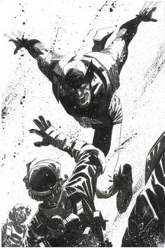 Wolverine •Matteo Scalera