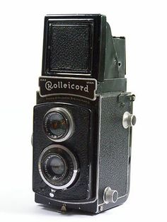 The Rolleicord was a popular medium-format twin lens reflex camera made by Franke & Heidecke (Rollei) between 1933 and 1976. It was a simpler, less expensive version of the high-end Rolleiflex TLR, aimed at amateur photographers who wanted a high-quality camera but could not afford the expensive Rolleiflex. Several models of Rolleicord were made; the later models generally had more advanced features and tend to be valued higher in today's market.