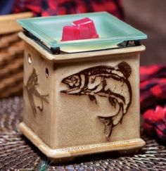"RETIRED ~ Have a fisherman in the family? This is the PERFECT gift!!! May be some left in ""Specials"" / ""Closeout"" Order online; Ships Direct !!! spollreisz.scentsy.us (Canadians: On website, change country to ""Canada"" to order)"