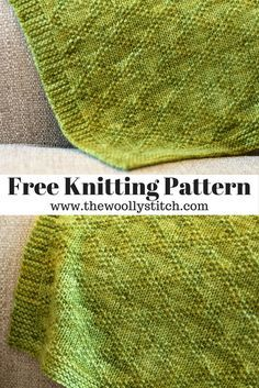 Cyra Worsted Blanket - Free Knitting Pattern