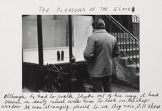 The pleasures of the glove, printed later) by Duane Michals :: The Collection :: Art Gallery NSW Duane Michals, Francesca Woodman, Photo Sequence, Human Condition, Photo Projects, Portrait Photography, Art Gallery, Gloves, Prints