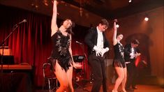 Roaring 20's style dancers Roaring 20s Fashion, Great Gatsby Themed Party, Corporate Entertainment, Cotton Club, Supper Club, Belly Dancers, Cabaret, Samba, Corporate Events