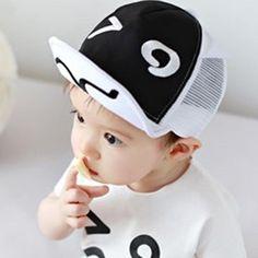 3182b69a7 Wave Rivet Gorra de Béisbol del bebé Niños Sombrero de Verano gorra de  Béisbol Al Aire