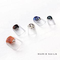 #nailartist #nailstagram #nailsofinstagram #nailswag #creative #photography #nailpro #マリーネイルズ #marienails #ネイルデザイン #ネイル #kawaii #ジェルネイル #trend #nail #nails #ファッション #naildesign #nailart #tokyo #fashion #nailist #ネイリスト #gelnails #instanails #fashionista #fashionlove #お洒落さんと繋がりたい #シンプルネイル #個性的ネイル Manicure, Nail Polish, Stud Earrings, How To Make, Jewelry, Paris, Health And Beauty, Blouses, Nail Bar
