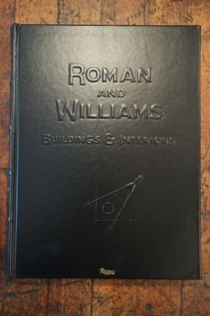 Things We Made - First look at the new book by Roman and Williams, showcasing a decade of interior design
