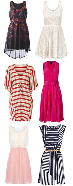 Fashion: Summer Dresses {via My. Daily. Randomness.}